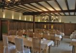 Hotel zur Post Erlau im Bayerischen Wald, Restaurant