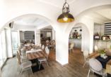 Hotel New Corner in Niechorze, Restaurant