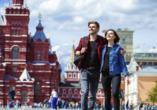 Moskau & St. Petersburg, Stadtrundgang