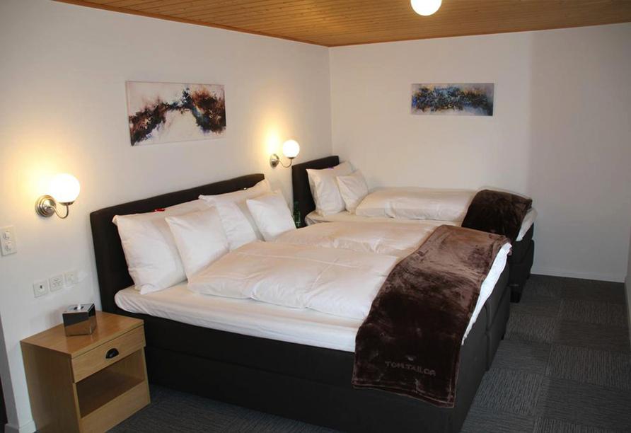 Hotel Sonnenhalde in Davos Wiesen, Zimmerbeispiel