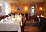 Hotel Sonnenhalde in Davos Wiesen, Restaurant