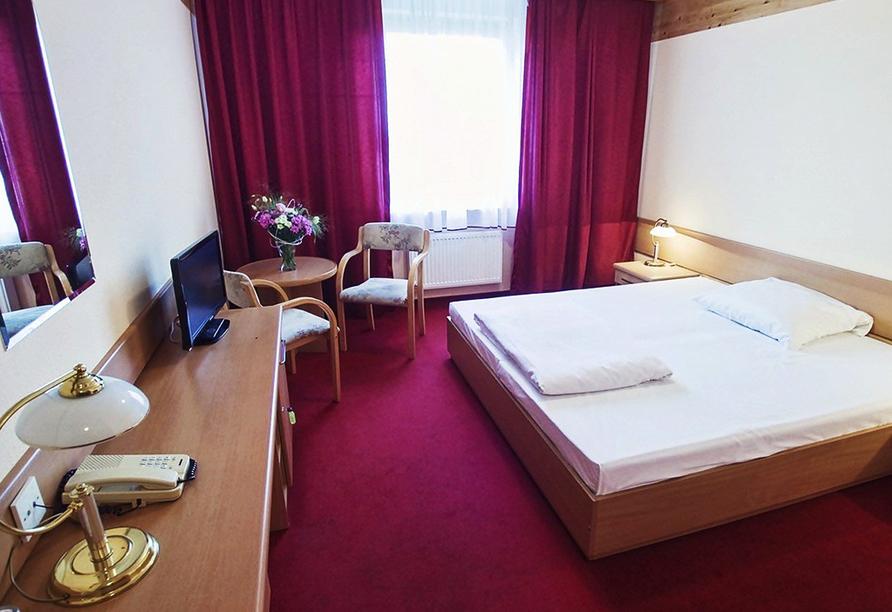 Hotel Panorama in Stettin, Zimmerbeispiel