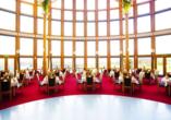 Hotel Panorama in Stettin, Restaurant
