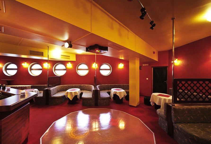 Hotel Panorama in Stettin, Bar