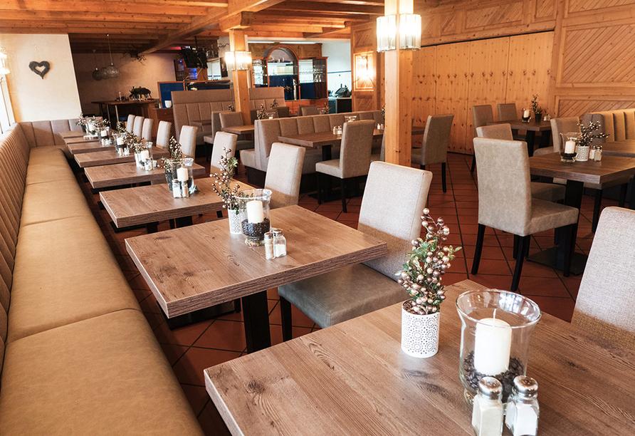 WAGNERS Hotel und Restaurant im Frankenwald in Steinwiesen, Restaurant