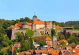 WAGNERS Hotel und Restaurant im Frankenwald in Steinwiesen, Festung Kronach