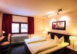 Predigtstuhl Resort in St. Englmar im Bayerischen Wald, Studiobeispiel