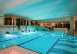Predigtstuhl Resort in St. Englmar im Bayerischen Wald, Schwimmbad