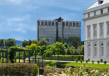 Mercure Hotel Koblenz, Außenansicht