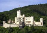 Mercure Hotel Koblenz, Schloss Stolzenfels