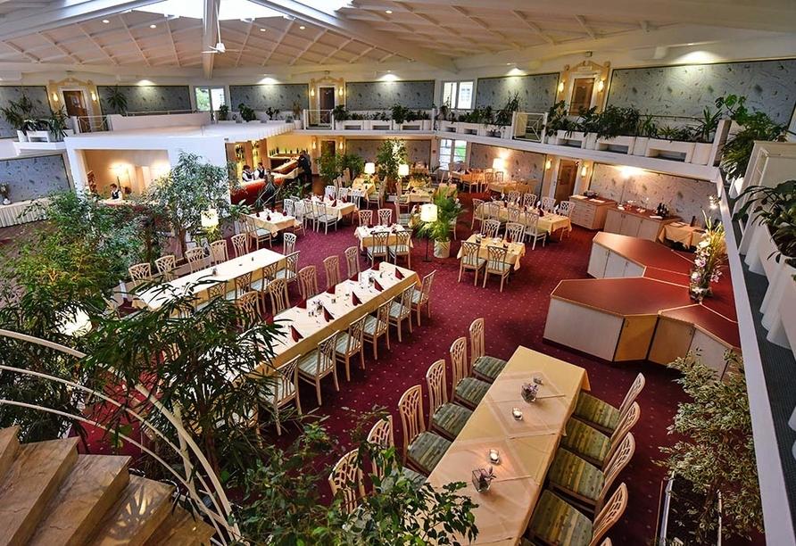 Atrium Hotel Amadeus, Osterfeld, Sachsen-Anhalt, Restaurant