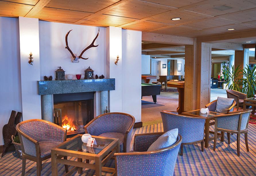 Hotel Sternen, Unterwasser, Toggenburg, Schweiz, Eingangsbereich