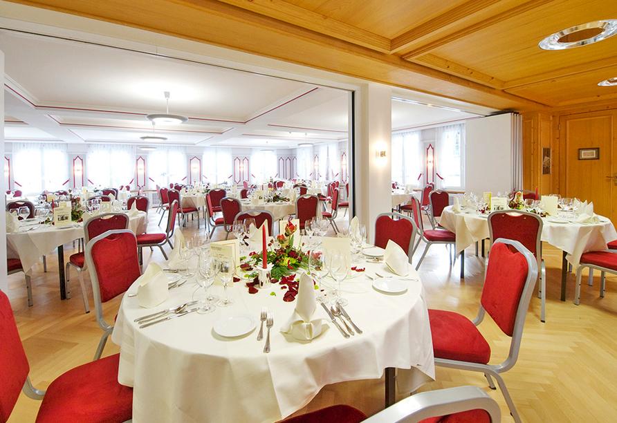 Hotel Sternen, Unterwasser, Toggenburg, Schweiz, Gaststube