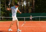 Sonnenhotel Hoher Hahn in Schwarzenberg, Tennis