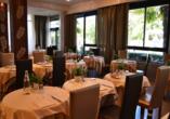 Hotel Terme Milano in Abano Terme, Restaurant