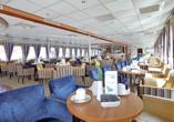 MS Aurelia, Panorama-Lounge