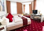 Parkhotel Meerane, Zimmer