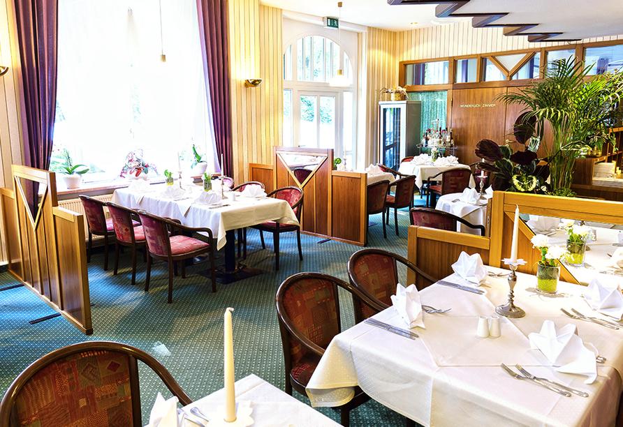 Parkhotel Meerane, Restaurant