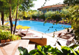 Sporthotel Olimpo in Garda am Gardasee Außenpool