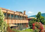 Sporthotel Olimpo in Garda, Blick auf die Zimmer
