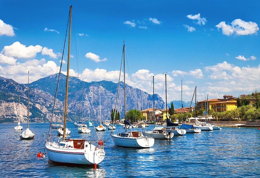Sporthotel Olimpo in Garda, Gardasee