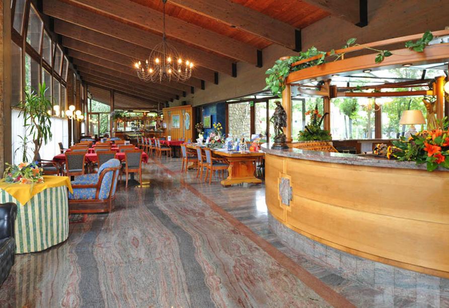 Sporthotel Olimpo in Garda, Lobby