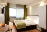 Hotel Sportforum in Rostock, Beispiel Doppelzimmer
