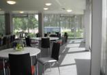 """Hotel Sportforum in Rostock, Restaurant """"Auszeit"""""""