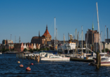 Hotel Sportforum in Rostock, Rostocker Hafen