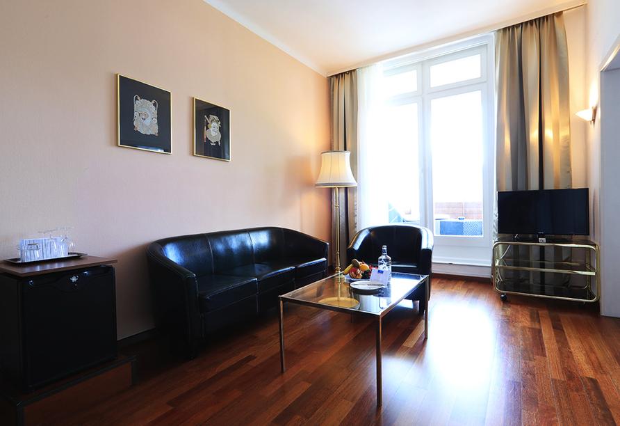 Hotel Europe in Davos Platz, Familienzimmer