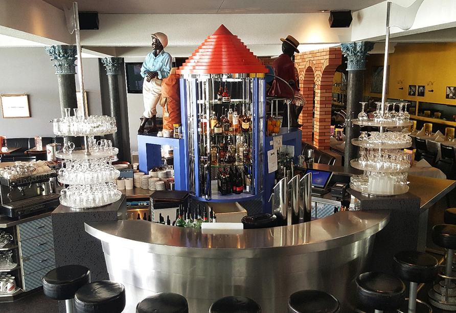 Hotel Europe in Davos Platz, Bar
