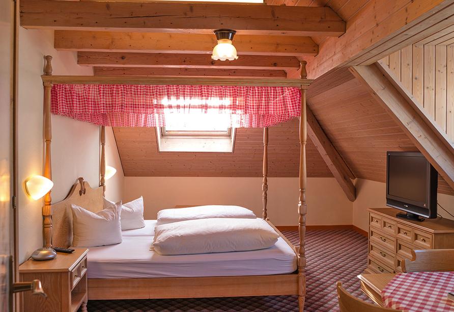 Hotel Sternen, Unterwasser, Toggenburg, Schweiz, Zimmer