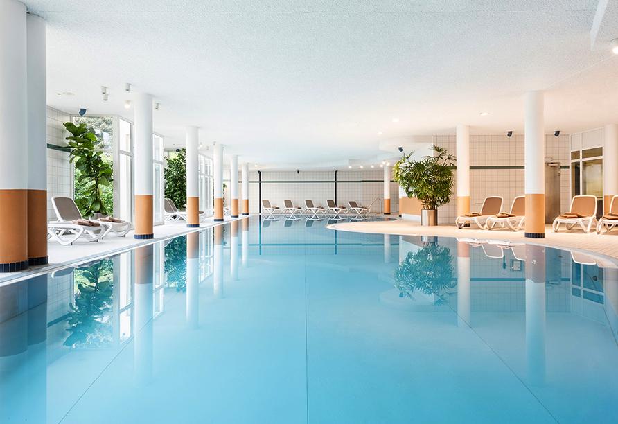 Hotel Klosterhof in Neukirchen im Bayerischen Wald, Schwimmbad