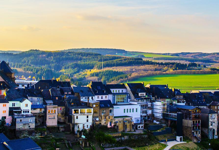 Hotel Aux Anciennes Tanneries, Wiltz, Luxemburg, Aussicht