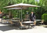 Hotel Aux Anciennes Tanneries, Wiltz, Luxemburg, Terrasse