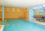 Hotel Aux Anciennes Tanneries, Wiltz, Luxemburg, Hallenbad