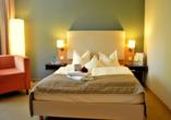 Hotel Stempferhof in Gössweinstein Fränkische Schweiz, Zimmerbeispiel