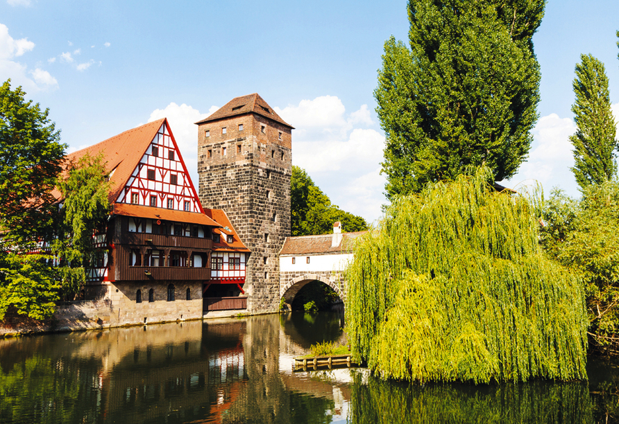 Hotel Stempferhof in Gössweinstein Fränkische Schweiz, Nürnberg