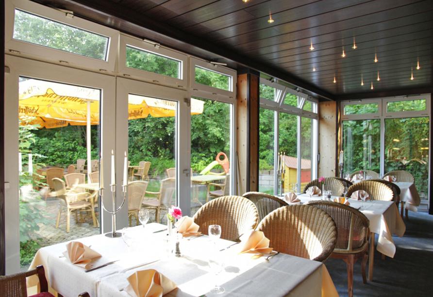 Relexa Hotel Bad Salzdetfurth bei Hildesheim in Niedersachsen, Restaurant