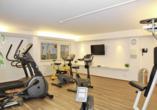 Relexa Hotel Bad Salzdetfurth bei Hildesheim in Niedersachsen, Fitnessraum