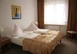 Hotel Relax Inn Health & Spa in Henkenhagen an der polnischen Ostseeküste Zimmerbeispiel