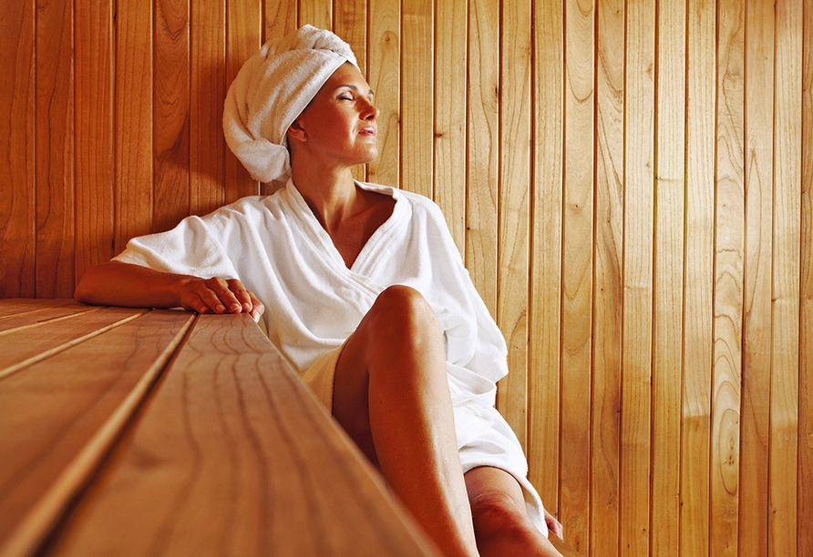 Hotel Relax Inn Health & Spa, Sauna