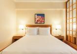 Lissabon, Hotel Roma Zimmerbeispiel