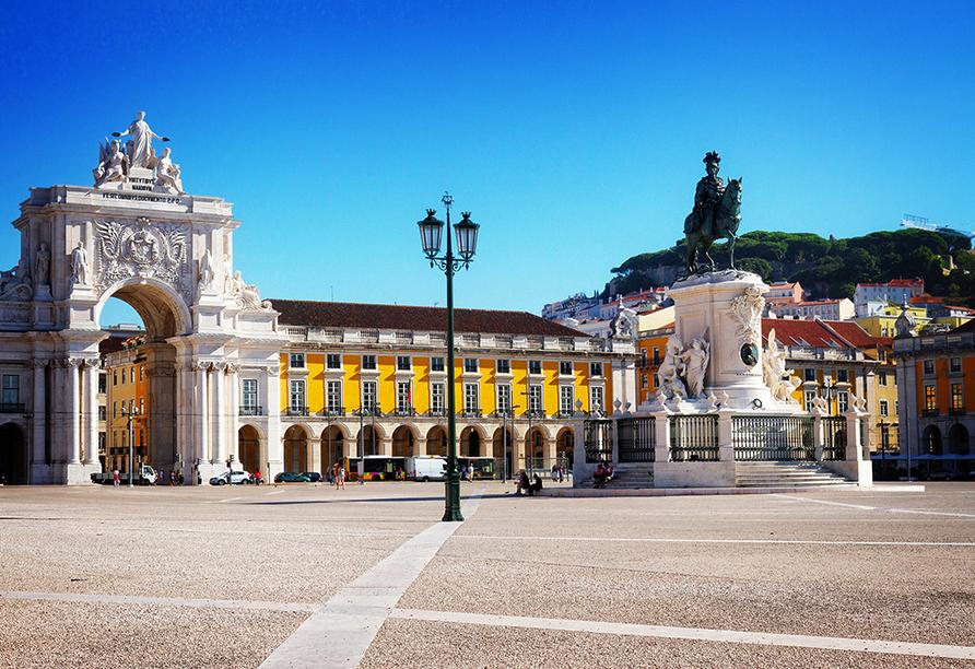 Lissabon, Praca do Comercio