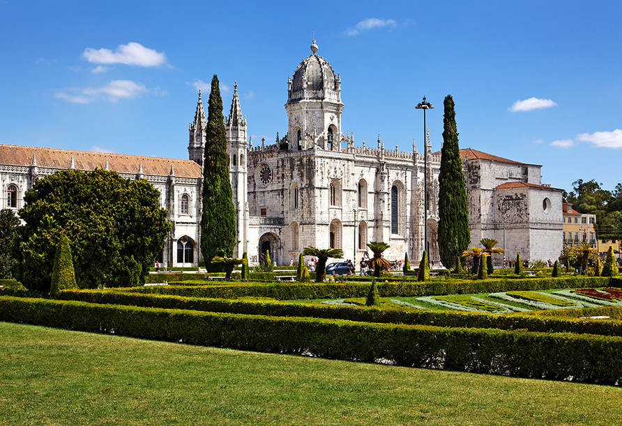 Lissabon, Hieronymuskloster