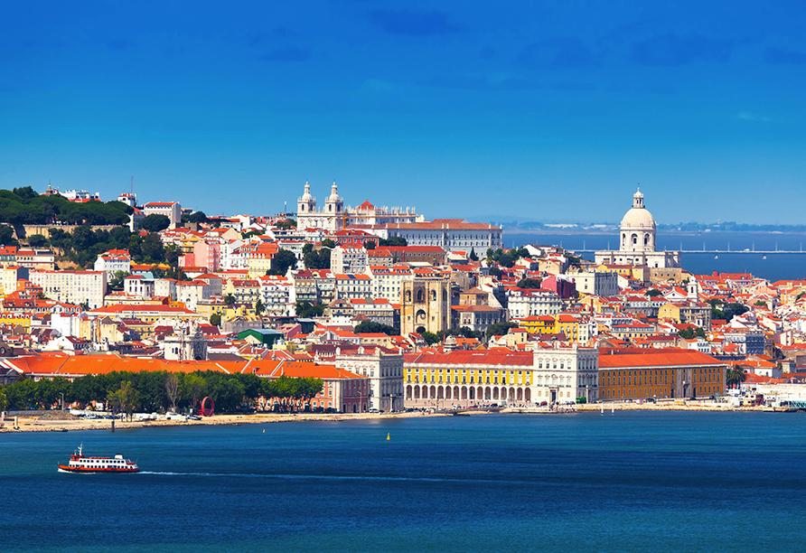 Lissabon, Haupstadt