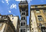 Lissabon, Elevador de Santa Justa