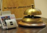 Hotel Döbelner Hof Sachsen, Rezeption