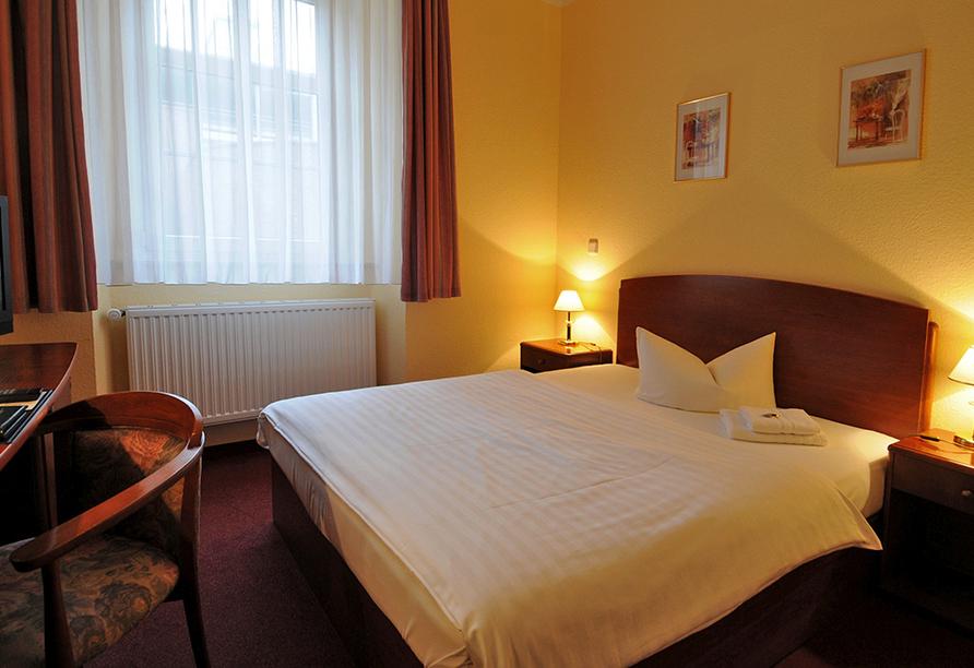 Hotel Döbelner Hof Sachsen, Zimmerbeispiel