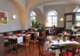 Hotel Döbelner Hof Sachsen, Restaurant